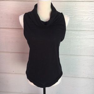 Free People We the Free Sleeveless Cowl Neck Top
